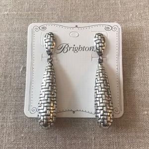 Brighton post drop earrings